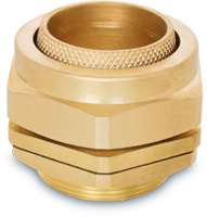 Brass BW 2 Parts Cable Glands
