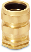 Brass E1W Cable Glands