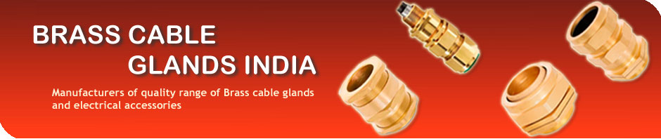 brass cable glands india
